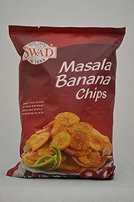 Swad Masala Banana Chip Sp10oz
