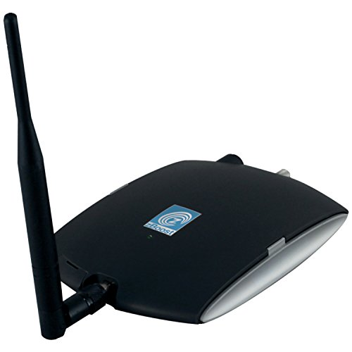 zBoost ZB575-A TRIO SOHO Tri Band AT&T 4G Cell Phone Signal Booster, up to 2,500 sq. ft. (Phone Trio)