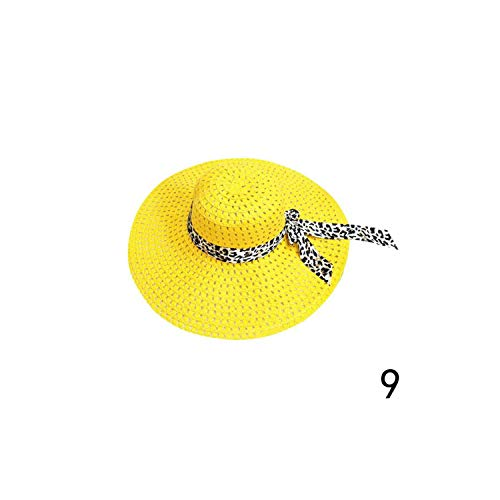 Minyu Women Beach Hat Lady Cap Wide Brim Floppy Fold for sale  Delivered anywhere in Canada
