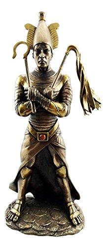 Crooks Life (EGYPTIAN BRONZED OSIRIS CROOK AND FLAIL GOD OF AFTERLIFE UNDERWORLD 11