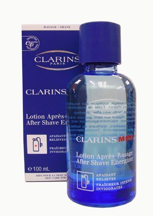 Clarins Men After Shave Energizer, 3.4 Ounce Clarins Clarins Men After Shave Energizer