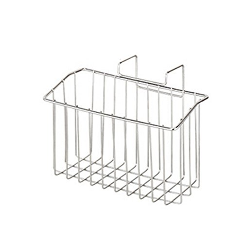 Kitchen Draining Rack,YIFAN Stainless Steel Draining Rack Kitchen Sink Storage Hanging Shelf - Silver by YIFAN