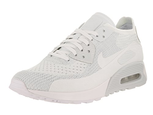 Casual White Flyknit Platinum White Ultra 0 Max pure 2 Women's Shoe 90 NIKE Air aq6P68