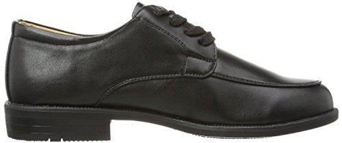 Comunhão Schnürer Canadenses Sapatos Pretos Baixos Homens Os Sapatos 431 Índigo Konfirmation 123 HawxIw08dq