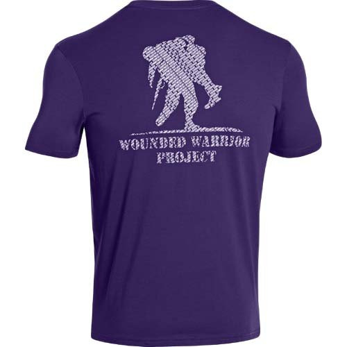 Wounded Warrior Project T Shirts: Amazon.com