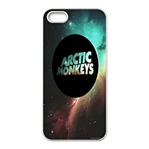 High quality Arctic Monkey band, Arctic Monkey logo, Rock band music protective case cover For Apple Iphone 5 5S Cases LHSB9718195