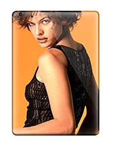High Quality Shock Absorbing Case For Ipad Air-milla Jovovich (3)