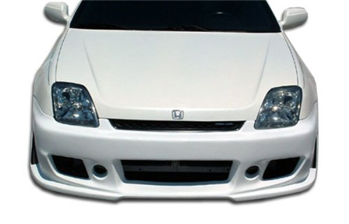 Duraflex Replacement for 1997-2001 Honda Prelude B-2 Front Bumper Cover - 1 Piece