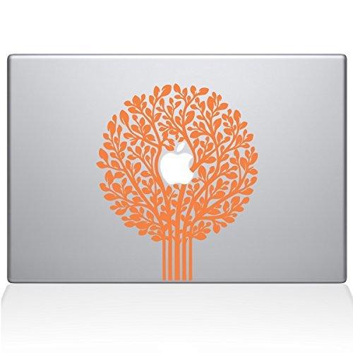 最高級 The Decal Decal Guru 2064-MAC-13A-P Tree Macbook of Life Topiary Decal Topiary Vinyl Sticker 13 Macbook Air Orange [並行輸入品] B07898SGWX, ヤマコシムラ:682af651 --- senas.4x4.lt