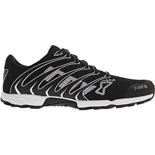 Inov-8 Men's F-Lite 195 (P) Running Shoe,Black/White,11 M US/12.5 M US Women's