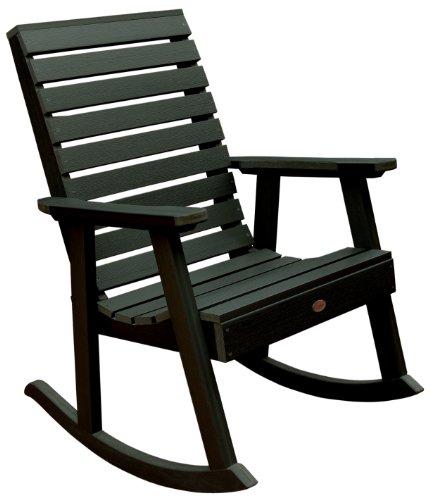 highwood Furniture Weatherly Rocking Chair Charleston Green