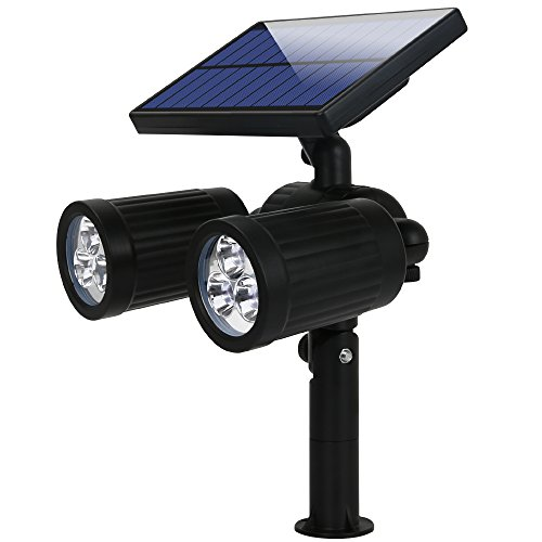 Dual Bright Outdoor Light - 8