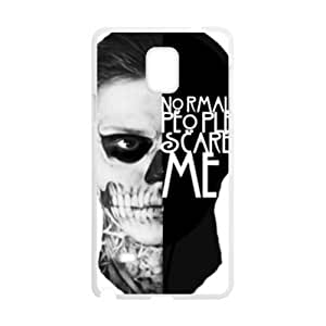 normal people scare walkers Cell Phone Case for Samsung Galaxy Note4 WANGJING JINDA