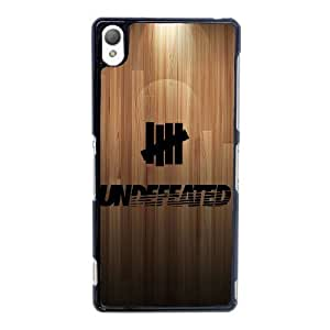 Undefeated Brand Logo For Sony Xperia Z3 Phone Case Cover 6FY944042