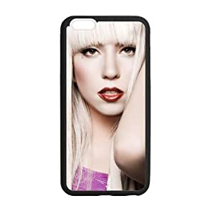 Onshop Lady Gaga Custom Case for iPhone6 Plus 5.5 (Laser Technology) by ruishername