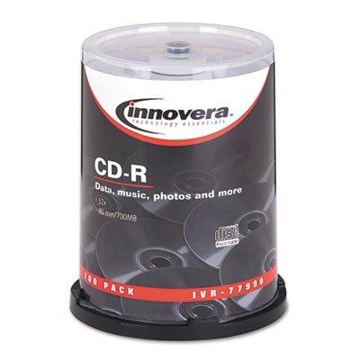 IVR77990 - Innovera CD-R Discs