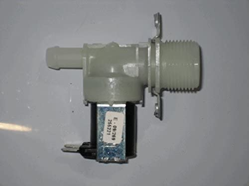 Electrovalvula Lavadora - ELBI 1 VIA S/180º: Amazon.es: Hogar