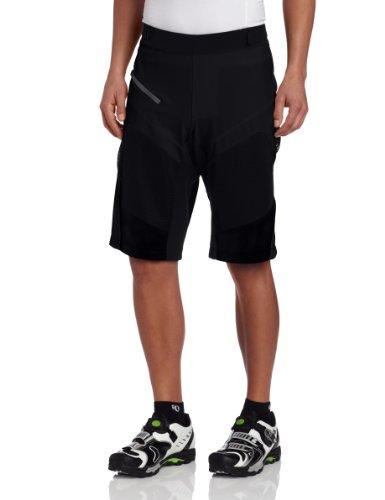 Pearl Izumi Men's Veer Shorts, Black, Large by Pearl iZUMi