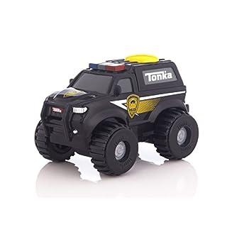 Tonka Climb Over Vehicle - Police Truck