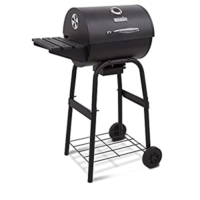 Char-Broil American Gourmet Barrel-Style Charcoal Grill-300 Series from Char-Broil