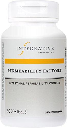 Integrative Therapeutics - Permeability Factors - Intestinal Permeability Complex - 90 (Intestinal Permeability Support)