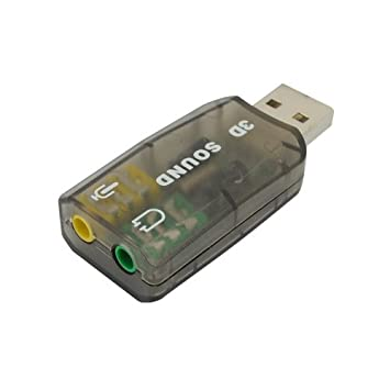 DOWNLOAD DRIVERS: USB 3D SOUND HY554