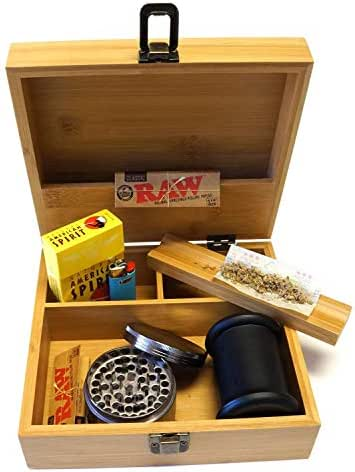 YESMOKER Portable Mini Herbal Tool and Ten Stainless Steel Screens with A Velvet Storage Bag