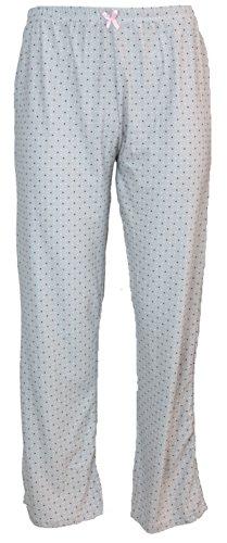 Dot Loungewear - Marilyn Monroe Intimates Women's Patterned Loungewear Pajama Pants (Polka Dots, X-Large)