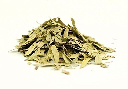 2 oz-Organic Senna Leaf herbal tea,And More! Indian senna, true senna