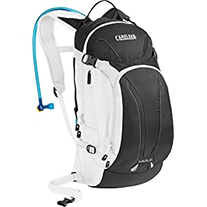 CamelBak 2016 M.U.L.E. Hydration Pack, Charcoal/White