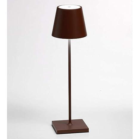 Ai Lati Lights Lámpara de Mesa LED Recargable Poldina ...