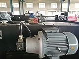 WC67K-40T/2000 press brake bending machine