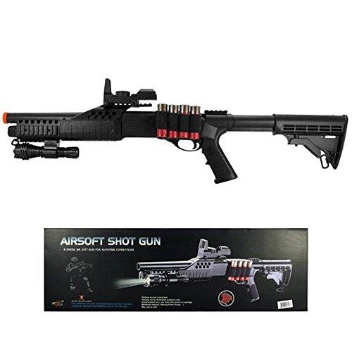 m180-c2 spring airsoft shotgun(Airsoft Gun) by UK ARMS