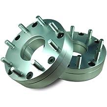 Wheel Adapter 5 Lug 127mm to 8 Lug 165.1mm - Pair