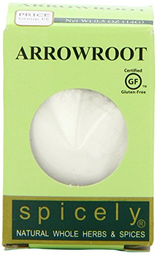 Spicely Organic Arrowroot - Compact