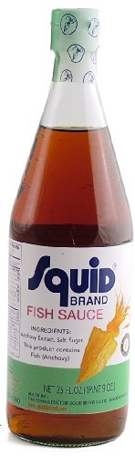 Thai Fish Sauce - 24 oz (Thai Fish)