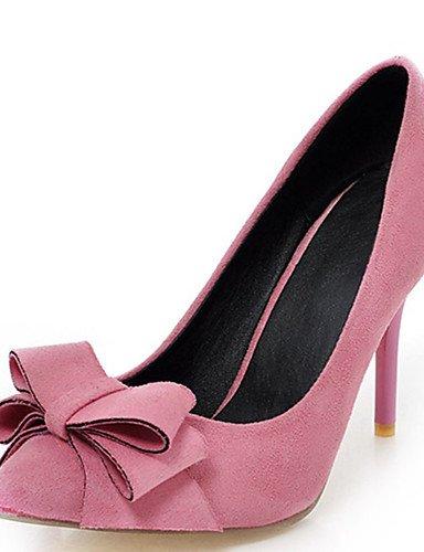 Noche tacón Morado Fiesta vestido us5 5 Pink Rojo Stiletto 5 Casual Puntiagudos Rosa Eu37 Uk4 Pink pu 5 tacones Ggx Amarillo Eu36 7 Y Mujer us6 5 Cn37 Cn35 5 negro tacones Uk4 Uk3 5fqY8wxvZ
