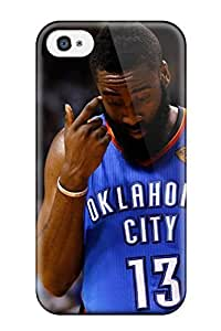 For MVfrLSy1675lvwde Oklahoma City Thunder Basketball Nba Protective Skin/Case For Iphone 6 4.7Inch Cover Case Cover