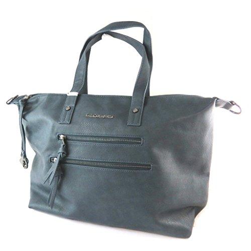 Bag designer Lulu Castagnetteinchiostro blu - 50x31x16 cm.