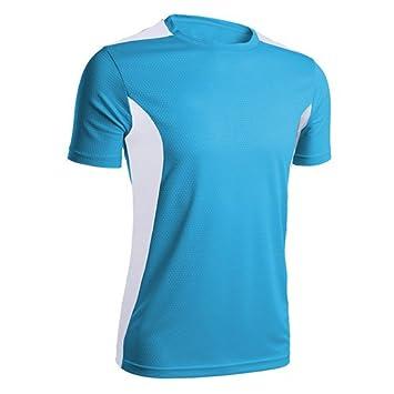 Seque rápido nuevo deporte hombres camisetas de manga corta Camiseta de Fútbol Baloncesto Gimnasio Fitness ropa