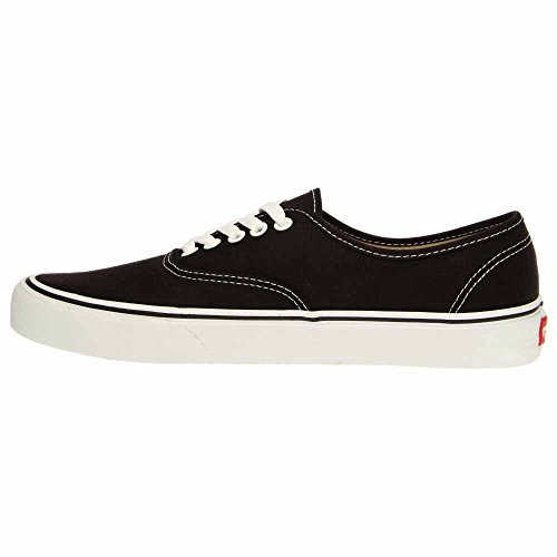 Adulto Negro Blanco Unisex Zapatillas Vans Authentic Rwx40Itq