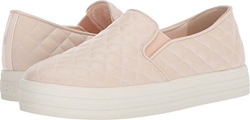 Street Duvet - Skechers Street Women's Double up-Duvet Sneaker,Light Pink,6.5 M US