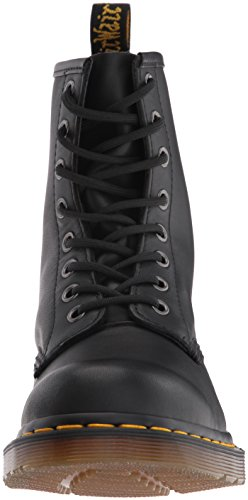 1460 Dr Unisex Adulto Scarpe Martens Basse Nero Milled Brogue Stringate Smooth gwS5nrwq