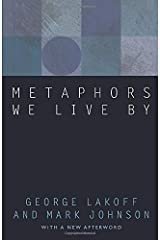 Metaphors We Live By Paperback