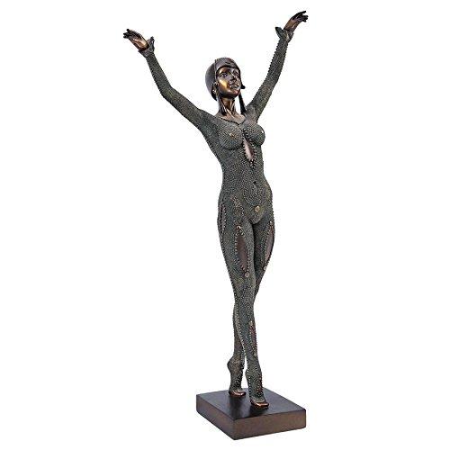 Design Toscano The Goddess Dourga 1925 Art Deco ()