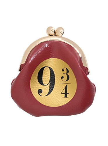 Harry Potter Platform 9 3/4 Kisslock Coin Purse