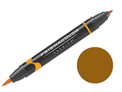 Prismacolor Premier Double-Ended Brush Tip Markers Mocha Light 199 (1773251)