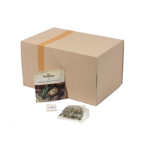 - Mighty Leaf - Organic Detox Infusion (100 Foil Wrapped Tea Bags)