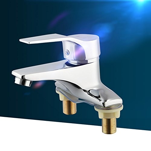 Bathroom Washbasin Faucet, Full Copper Thickening Faucet