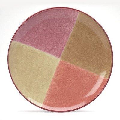 Colorwave Saucer - Noritake Colorwave Raspberry Accent Service Plate